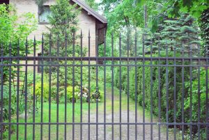 Iron Ornamental Fence