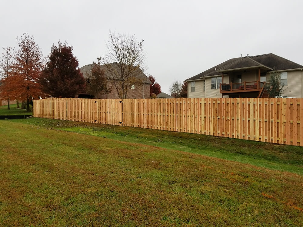 Cedar-shadowbox-houses-background Carnahan-White Fence Company
