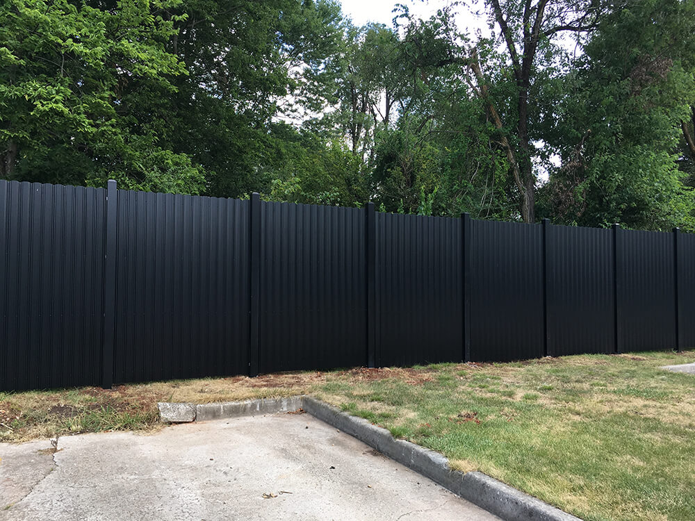 Fortress privacy Carnahan-White Fence Company