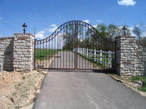 Carnahan Estate Gate